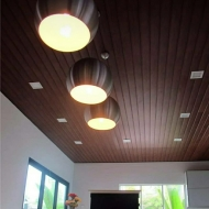 WPC Decking, Wall and Ceiling Panels